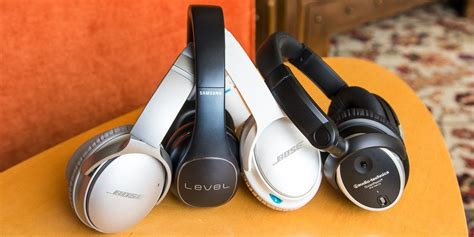 The Best Noise-Cancelling Headphones for 2018: Reviews by