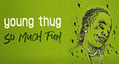 Check The First Week Projections For Young Thug's 'So Much
