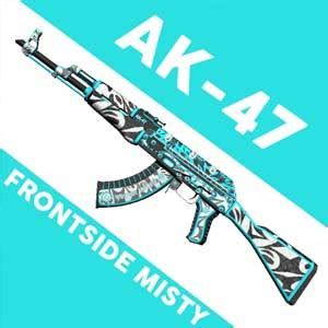 Buy CSGO AK47 Skin Frontside Misty CD KEY Compare Prices