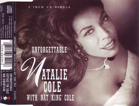 Natalie Cole With Nat 'King' Cole* - Unforgettable (1991