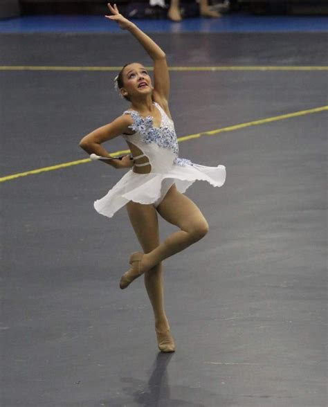 Lake Elementary student Carissa Wolfe to twirl for Team