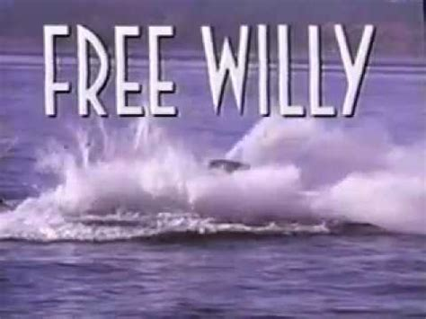 Free Willy Soundtrack Commercial (1993) - YouTube