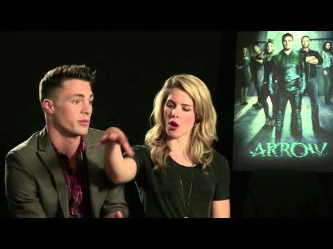 Colton Haynes Responds To Rumors About Sexuality, Admits