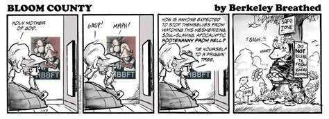 A new Bloom County collection of Trump-inspired reboot