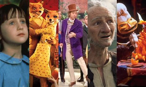 Roald Dahl Day: Five of the best movie adaptations from