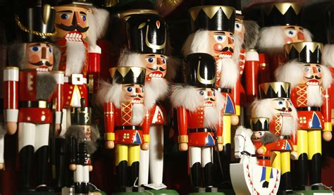 'Nutcrackers' in all shapes and sizes this holiday season