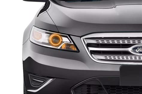 Ford Taurus (10-12): Profile Prism Fitted Halos (RGB