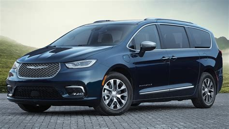 2021 Chrysler Pacifica Hybrid - Wallpapers and HD Images